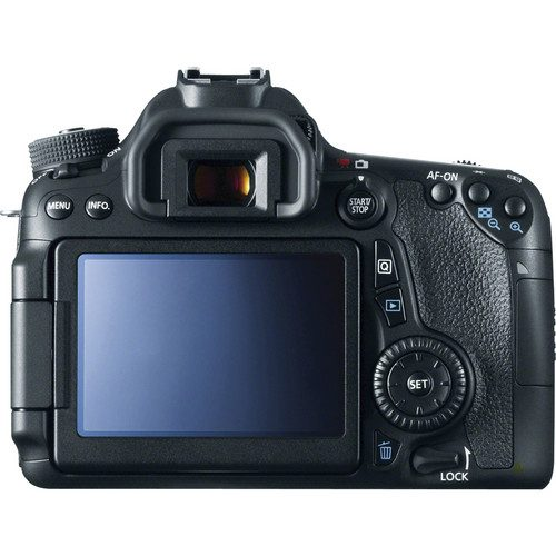 Canon EOS 70D DSLR Camera with 18-55mm f/3.5-5.6 STM Lens