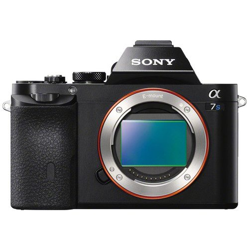 (CLEARANCE SALE) Sony Alpha a7S Mirrorless Digital Camera (Body Only)
