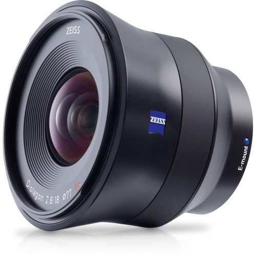 Zeiss Batis 18mm f/2.8 Lens for Sony FE Mount
