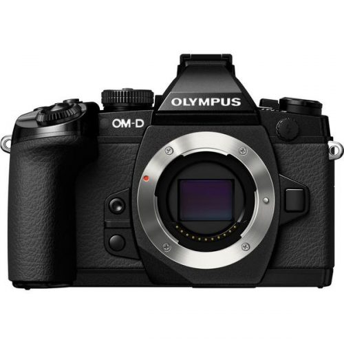 Olympus OM-D E-M1 with 12-40mm f/2.8 Lens (Black)