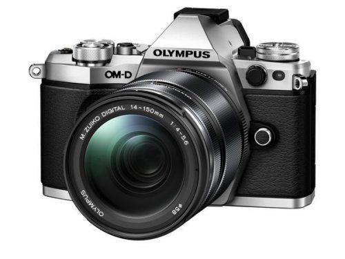 OLYMPUS OM-D E-M5 MARK II + M.ZUIKO 14-150MM F/4-5.6 EZ (FREE 32GB SD CARD + ADDITIONAL BATTERY)