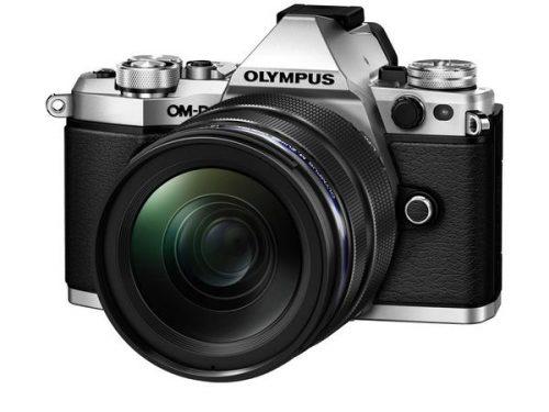 Olympus OM-D E-M5 MARK II + M.ZUIKO 12-40MM F/2.8 PRO (Black & Silver)