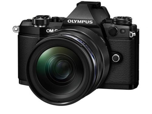 Olympus OM-D E-M5 MARK II + M.ZUIKO 12-40MM F/2.8 PRO (FREE 32GB SD CARD + ADDITIONAL BATTERY)