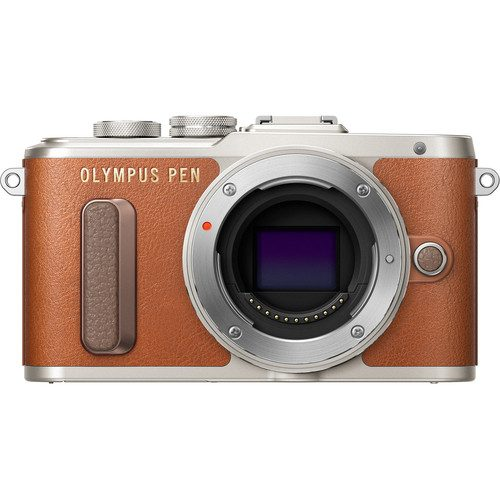 Olympus PEN E-PL8 with 14-42mm Lens (FREE GIFT 32GB SD CARD + CAMERA BAG + EXTRA BATTERY)