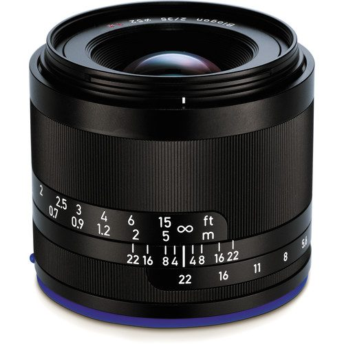 Zeiss Loxia 35mm f/2 Biogon T* Lens for Sony E Mount