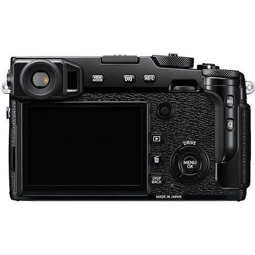 Fujifilm X-Pro2 Body Only (FREE 32GB UHS-II & EXTRA BATTERY) BLK Mirrorless Camera