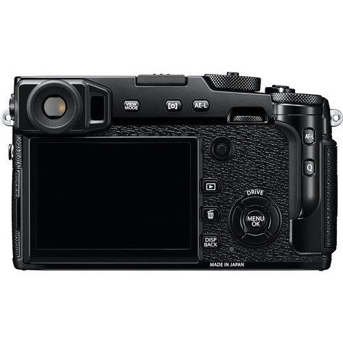 Fujifilm X-Pro2 Mirrorless Camera (Body Only)[FREE 64GB SD CARD & EXTRA BATTERY]