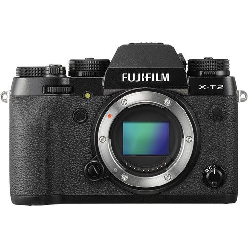 Fujifilm X-T2 Body Only (FREE 32GB UHS-II) Mirrorless Digital Camera