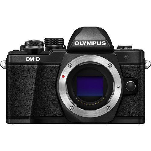 Olympus OM-D E-M10 Mark II BODY ONLY (FREE GIFT 16GB SD CARD + Extra Battery + Camera Bag)