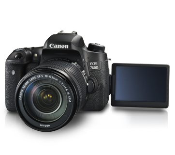 EOS 760D Kit (EF-S18-135mm IS STM)