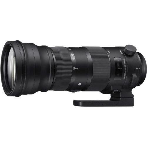 Sigma 150-600mm f/5-6.3 DG OS HSM Sports Lens for (Canon, Nikon, SA)