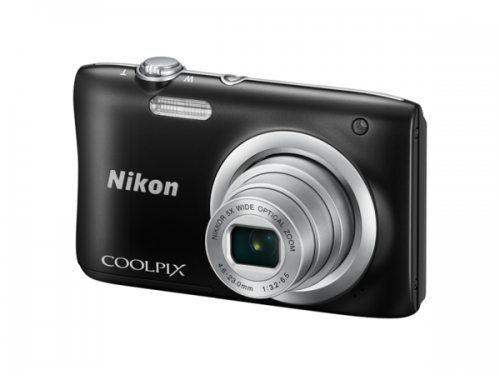 NIKON COOLPIX A100 (Blk, Sil, Red, Purp)