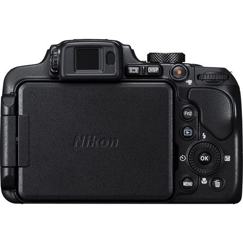 Nikon COOLPIX B700 Digital Camera (Black & Red)