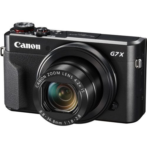 Canon PowerShot G7X Mark II (FREE 16GB SD CARD) (Warranty: 1+2 Year Warranty By Canon (M) Online Register)
