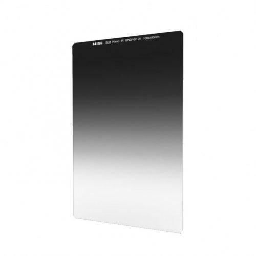 Nisi 100x150mm Nano IR Soft GND16 (1.2) – 4 Stop