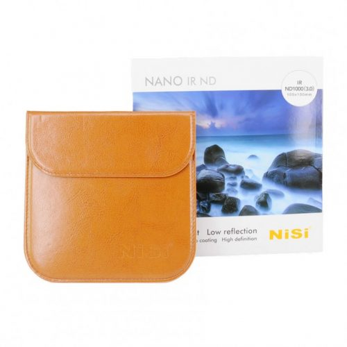 Nisi 100x100mm Nano IR ND1000 (3.0) – 10 Stop