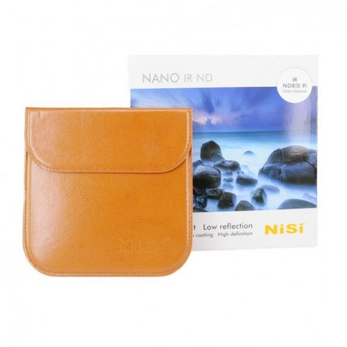 Nisi 100x100mm Nano IR ND8 (0.9) – 3 Stop