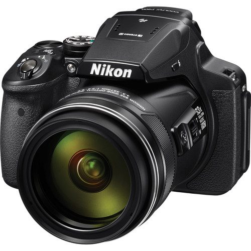 Nikon COOLPIX P900 Digital Camera (FREE GIFT 32GB SD CARD + CAMERA BAG)