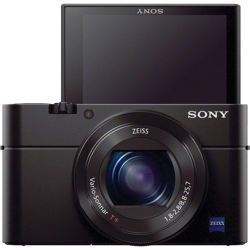 Sony DSC-RX100M3 FREE GIFT 16GB SD CARD + BX1 BATTERY + CAMERA CASE