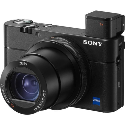 Sony DSC-RX100M5A FREE GIFT 64GB SD CARD + BX1 BATTERY + CAMERA CASE
