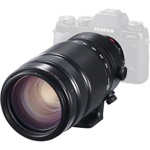 Fujifilm XF100-400mm f/4.5-5.6 R LM OIS WR Lens