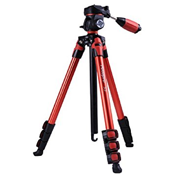 FOTOPRO S3 ALUMINUM PHOTO/VIDEO TRIPOD
