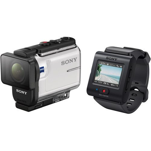 Sony HDR-AS300 Action Camera with Live-View Remote FREE 64GB CARD