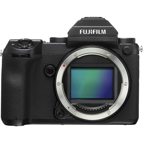 Fujifilm GFX 50S Body Only (FREE 32GB UHS-II) Medium Format Mirrorless Camera