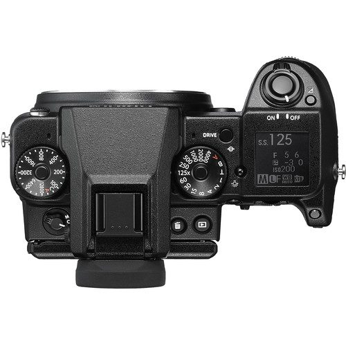 Fujifilm GFX 50S Body Only (FREE 32GB UHS-II)  Medium Format Mirrorless Camera