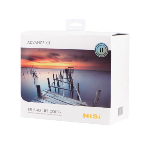 NiSi Filters 100mm Advanced Kit Second Generation II