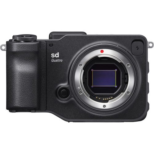 Sigma Sd Quattro Mirrorless Digital Camera (Body Only)