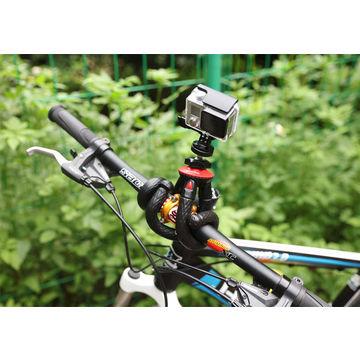 Fotopro flexible tripod UFO2, 360 degree travel mini tripod for camera and smart phone