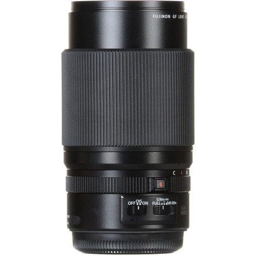 Fujifilm GF 120mm f/4 Macro R LM OIS WR (Medium Format Lens)