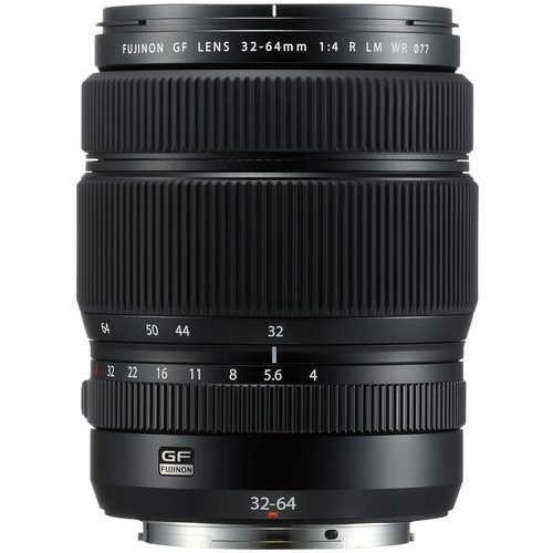 Fujifilm GF 32-64mm f/4 R LM WR (Medium Format Lens)