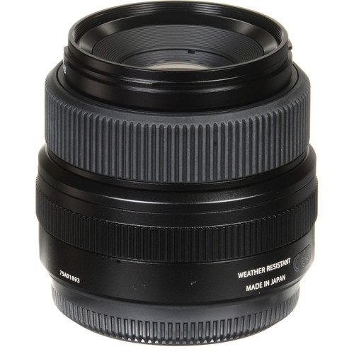 Fujifilm GF 63mm f/2.8 R WR (Medium Format Lens)