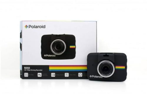 POLAROID B202 HD DRIVING RECORDER
