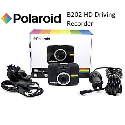 POLAROID B202 HD DRIVING RECORDER