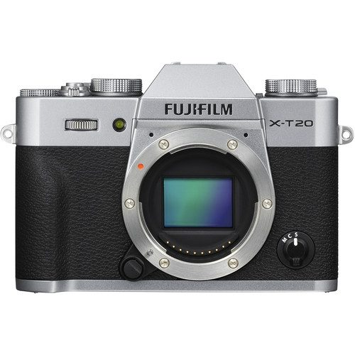 Fujifilm X-T20 BODY ONLY [FREE 64GB SD CARD & EXTRA BATTERY]