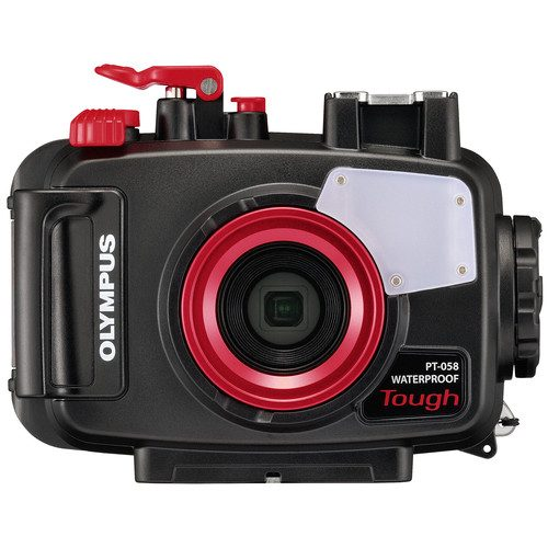 Olympus PT-058 Underwater Housing for TG-5