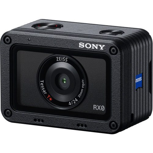 Sony RX0 Ultra-Compact Waterproof Camera