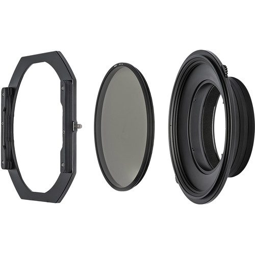 NiSi S5 150mm Filter Holder System With CPL Filter (FOR NIKON, TAMRON, CANON, SIGMA)