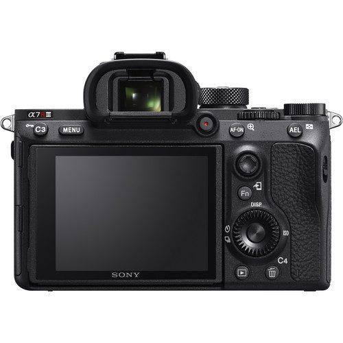 Sony Alpha a7RIII Mirrorless Digital Camera 42.4MP (Body Only) FREE 64GB SD CARD + Sony FZ100 Battery