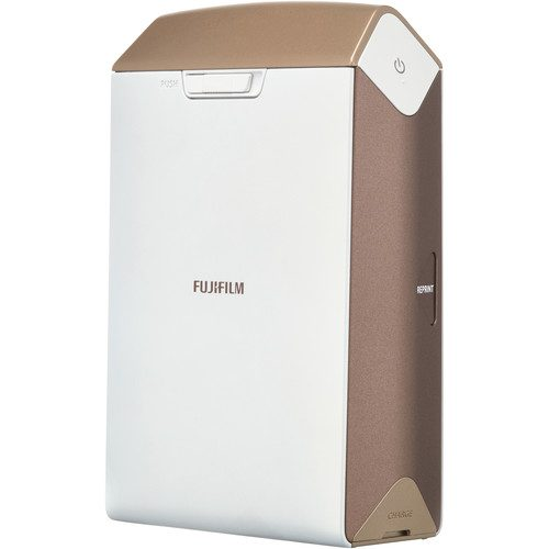 Fujifilm instax SHARE Smartphone Printer SP-2 (Gold , Silver)