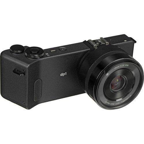 Sigma dp1 Quattro Digital Camera (19mm equivalent focal length of 28mm)