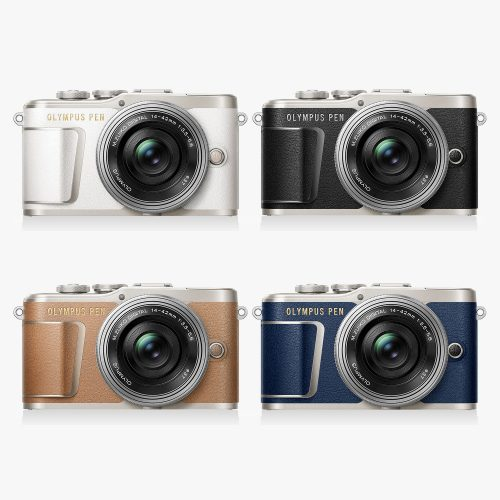OLYMPUS PEN E-PL9 with EZ14-42 f/3.5-5.6 Lens Kit