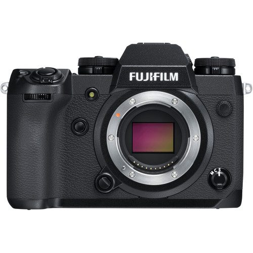 (CLEARANCE SALE) Fujifilm X-H1 (BODY ONLY)