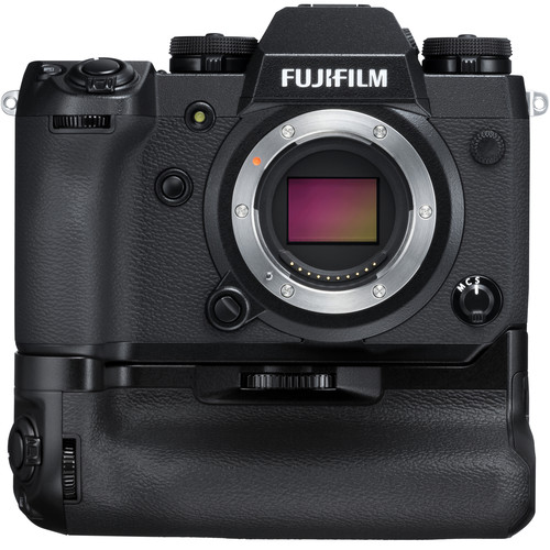 Fujifilm X-H1 WITH VERTICAL GRIP SET