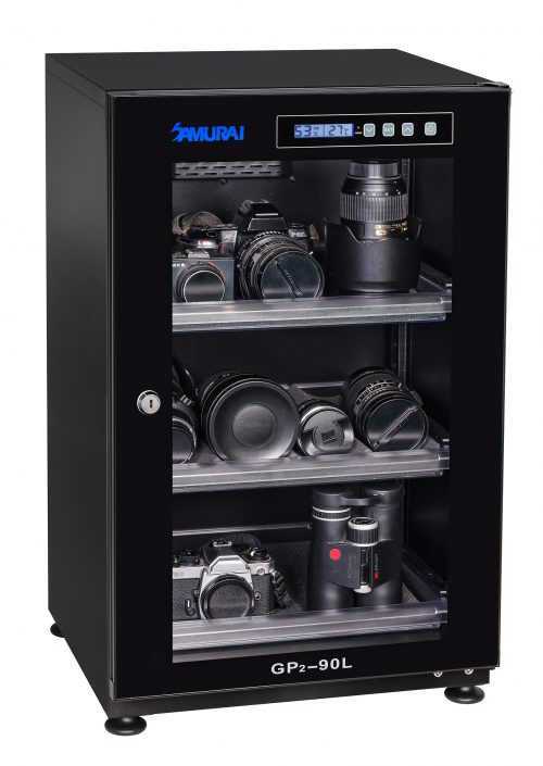 Digital GP2-90L Dry Cabinet