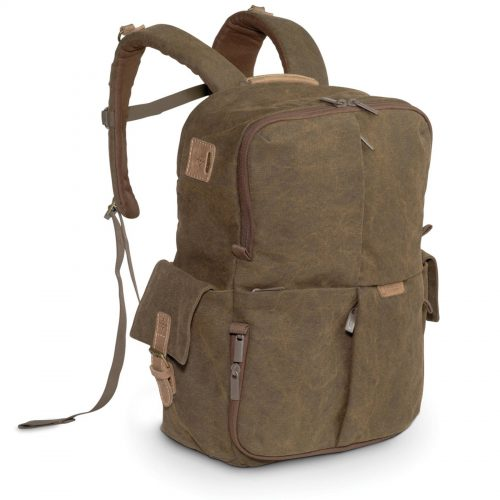 National Geographic Africa Series Medium Rucksack (Brown)