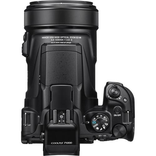 Nikon COOLPIX P1000 Digital Camera 24-3000mm Lens